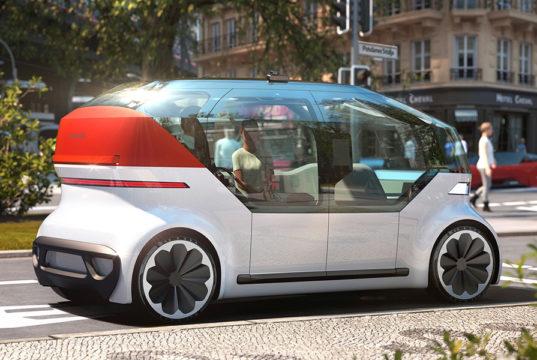Volkswagen-OnePod