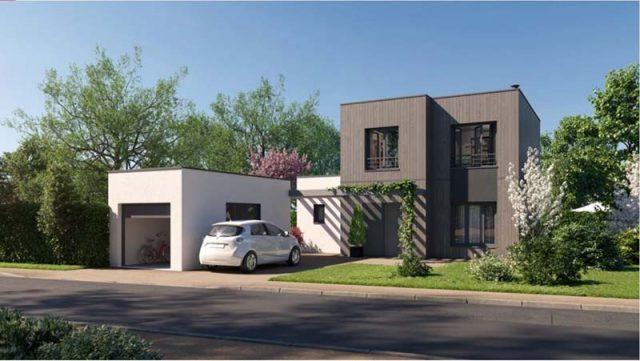 Campaña adquisición eco-viviendas de Kaufman & Broad y Renault ZOE