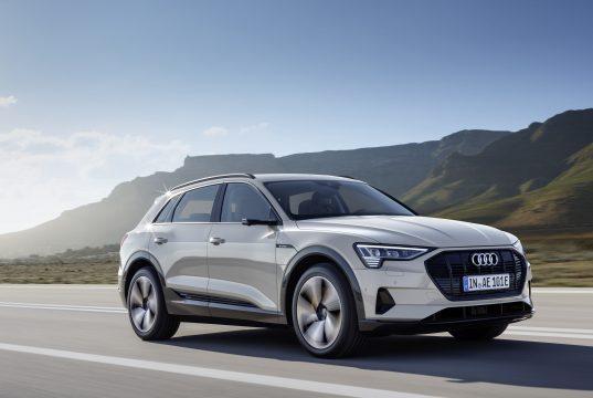 Audi se ve obligada a parar temporalmente la fabricación del Audi e-Tron