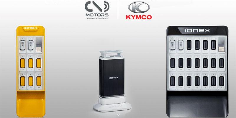 Asociación Kymco Commercial y 22Motors