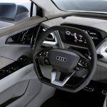 volante Audi Q4 e-tron concept
