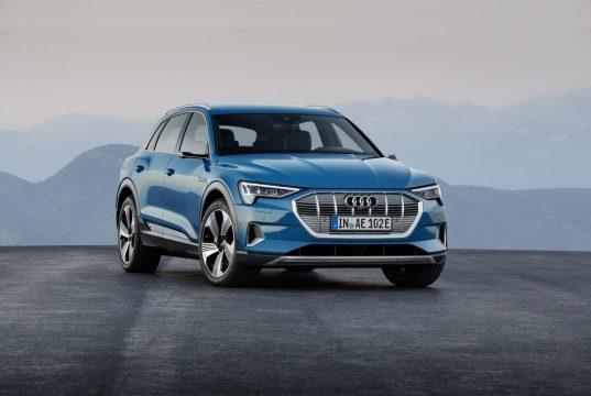 Actualización en el Audi e-tron y Sportback, nuevo cargador de 22 kW de potencia