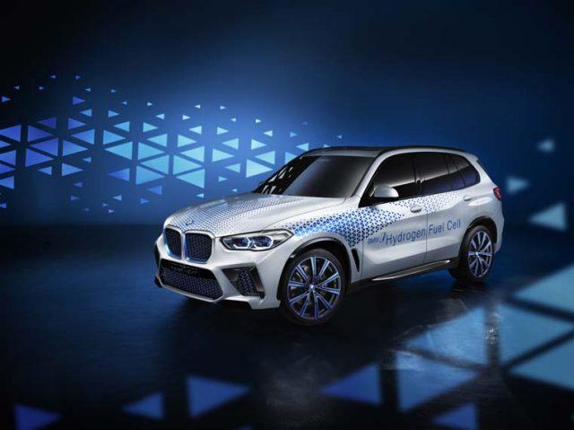 BMW i Hydrogen - Next - vista delantera