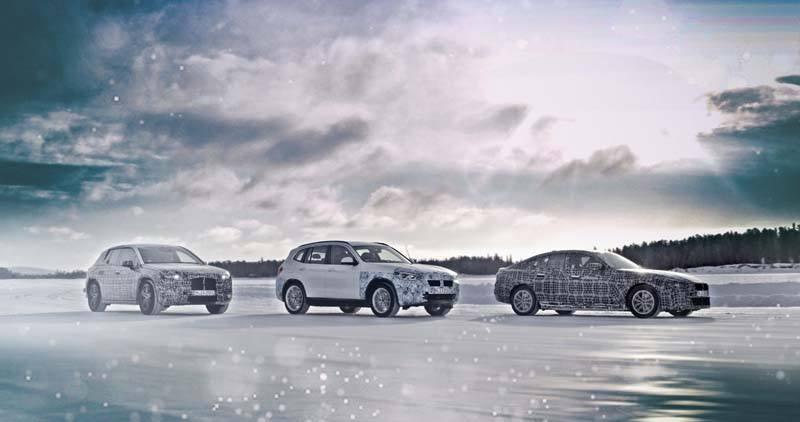 BMW-iNEXT_iX3_i4-pruebas-invierno-Arjeplog _suecia-circulo-polar-artico