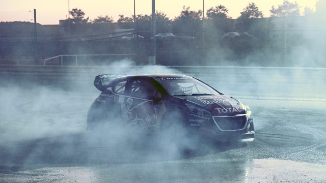 Peugeot-WRX