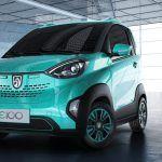 Coche eléctrico económico Baojun E100