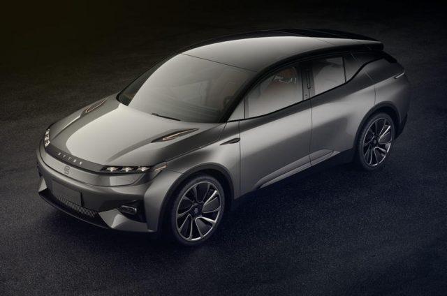Byton - coche eléctrico