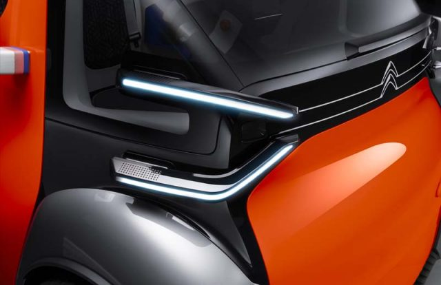 Ami-One-Concept-presentacion-citroen-salon-ginebra-2019-exterior-luces-LED-delanteras-forma_V