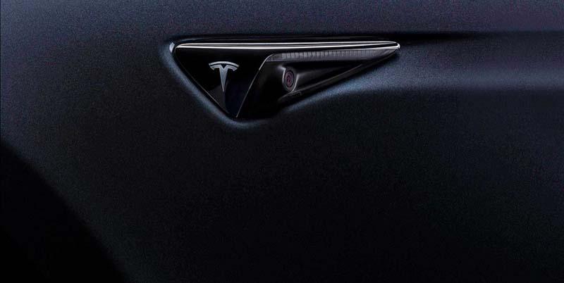 Camaras-Tesla