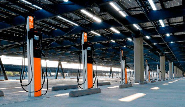ChargePoint Cargadores eléctricos