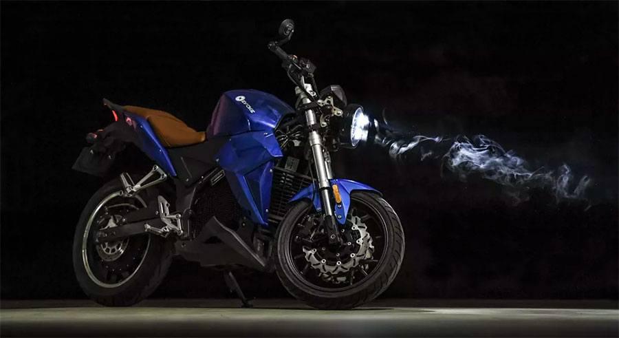 Evoke, moto eléctrica