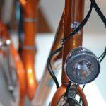 Bicicleta eléctrica retro de PeugeotV