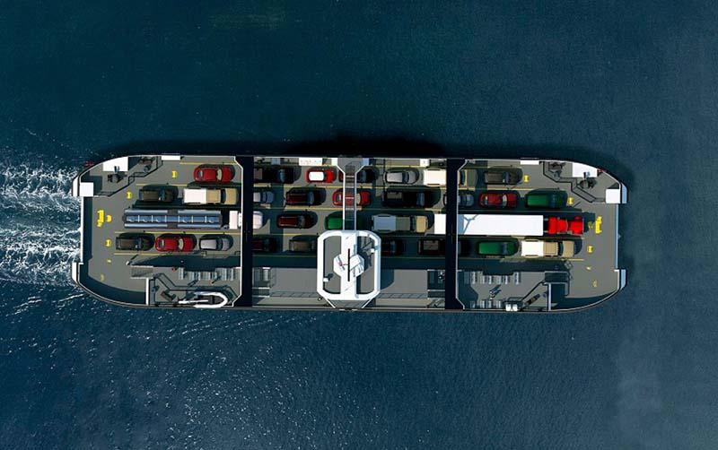 Ferries-Canada
