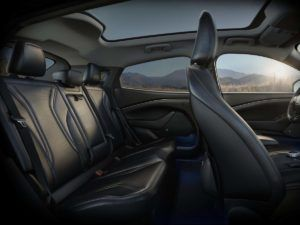 Interior Ford Mustang Mach E