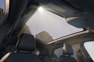 Techo de cristal Ford Mustang Mach E