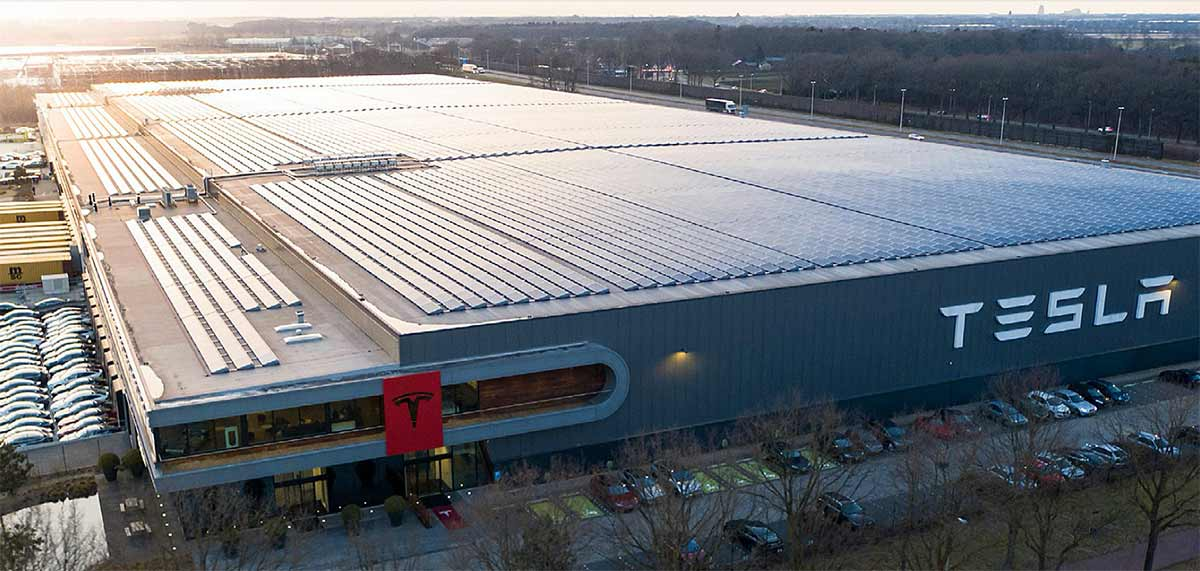 Nueva Gigafactory 4 de Tesla en Alemania