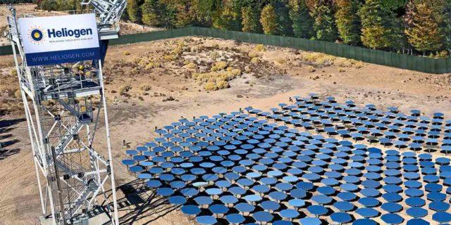 Heliogen, empresa de energía solar