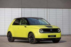 Honda-e-frontal-amarillo