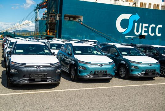 Imagen de Hyundai Kona EV en Noruega