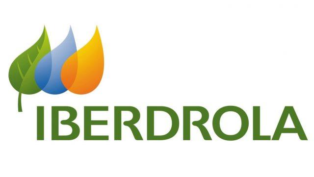 Logotipo de Iberdrola - empresa de energía