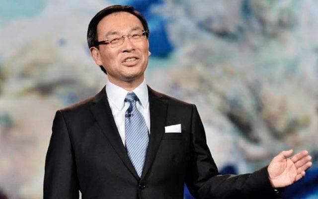 CEO de Panasonic - Kazuhiro Tsuga