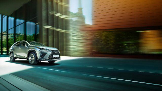 Lexus-crossover