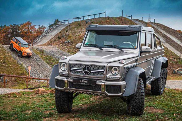 Foto del Mercedes Benz Clase G