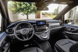Mercedes-Benz-EQV-interior