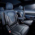Mercedes-Benz EQV detalle plazas traseras