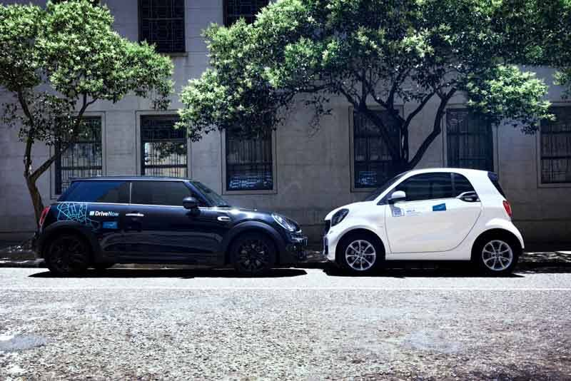 Mini-BMW_Smart-Daimler