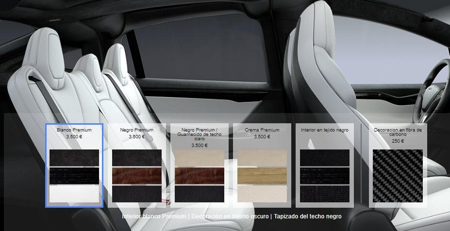 ModelX-Interior