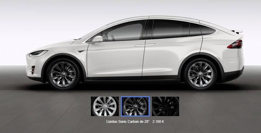 ModelX-Llantas