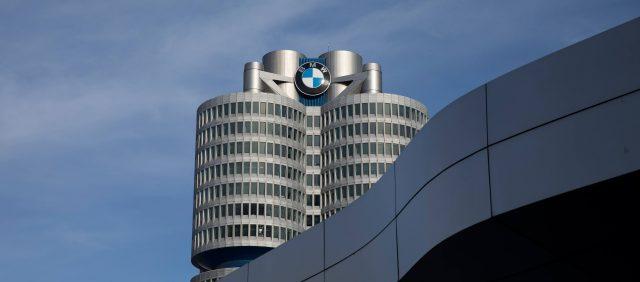 BMW-sede