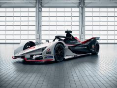 Porsche Electric X99 - monoplaza de la Formula E