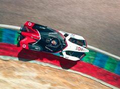 Porsche Electric 99X - monoplaza de Porsche para la Formula E