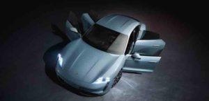 Porsche-Taycan-4S_arriba-puertas.abiertas