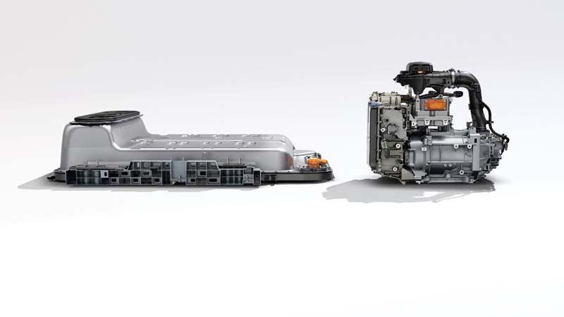 Motor y batería del nuevo Renault Zoe