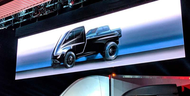 Tesla-Pickup
