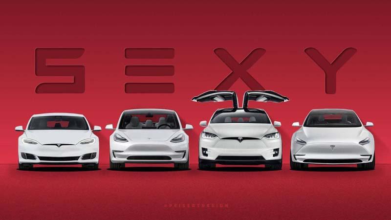 Tesla-S3XY