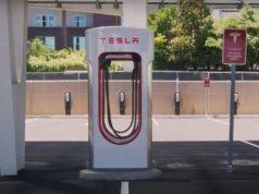 Tesla-supercharger-v3-powerpacks-energia-solar-las-vegas_cargadores