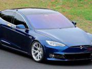 Tesla Model S Plaid en Nurburgring
