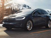 Tesla Model X - prueba dinámica