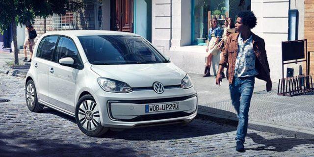 Volkswagen-e-Up-calles