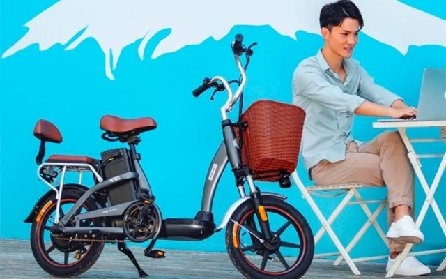 Xiaomi Himo C16 - bicicleta eléctrica