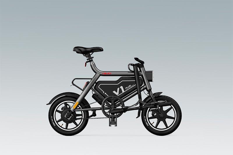 Bicicleta eléctrica plegada - Xiaomi V1 Plus