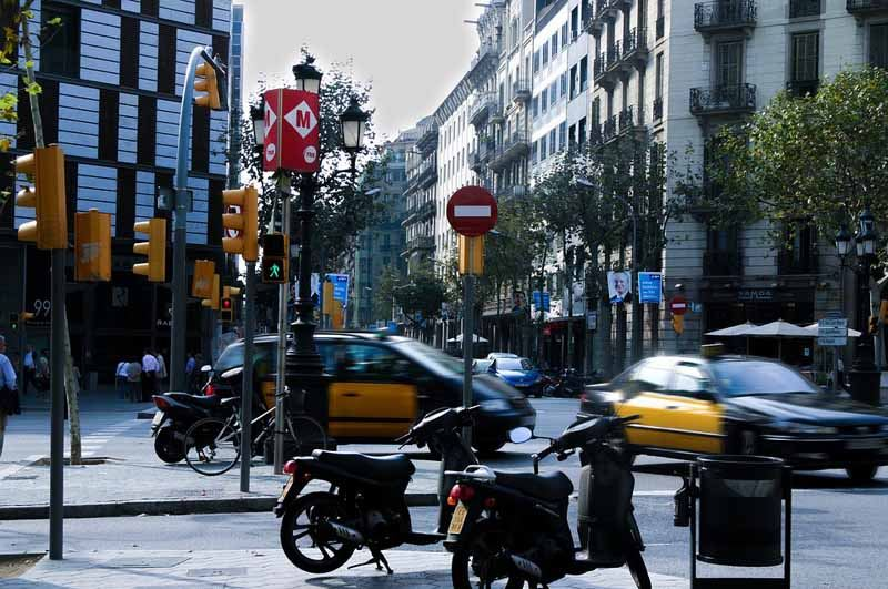 barcelona-trafico