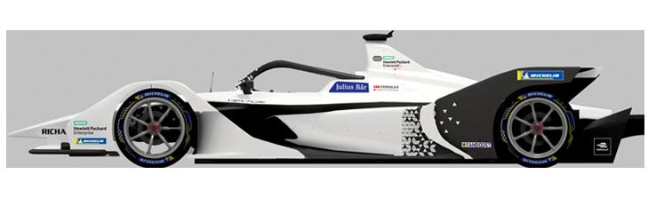 Coche de Venturi Racing