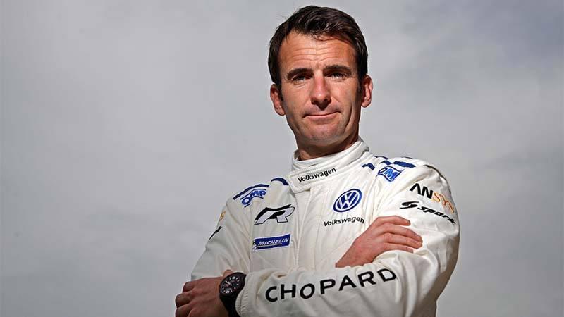 Romain Dumas - Piloto Volkswagen I.D. R Pikes Peak
