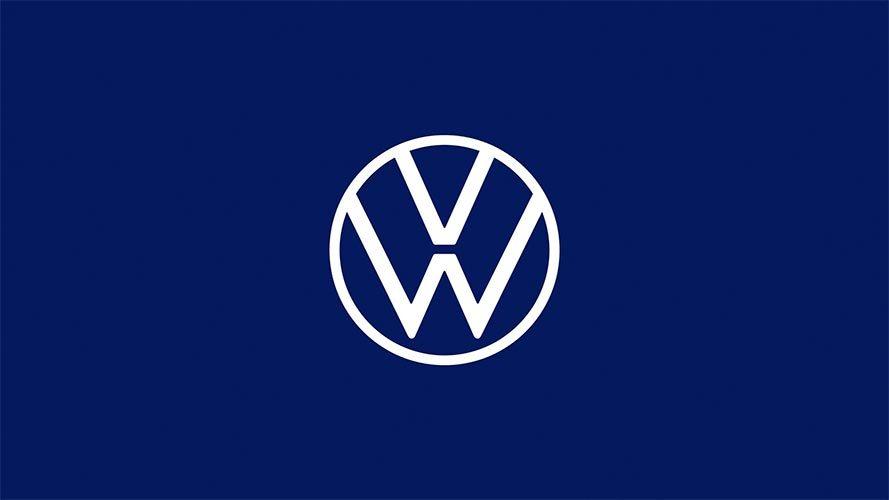 nuevo logotipo de Volkswagen