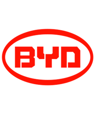 logo de BYD